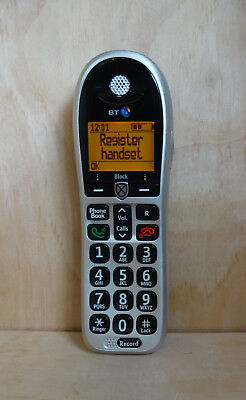 BT 4600 Call Blocker Additional Handset Only or with Base and Charger