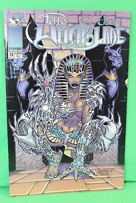 Tales of the Witchblade #8 Michael Turner Top Cow Image Comics Comic VF