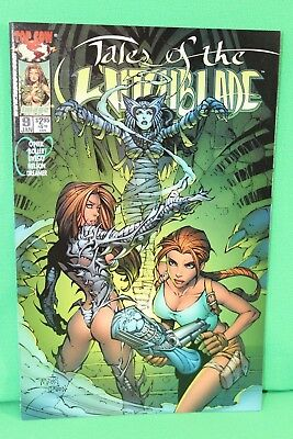 Tales of the Witchblade #9 Tomb Raider Top Cow Image Comics Comic VF