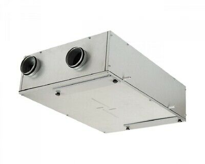 Ventilation System Heat Recovery Vents VUT 350 PB EC A14 Insulated Casing 410