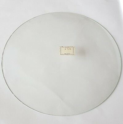 Round Convex Clock Glass Diameter 239mm