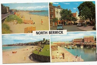 Postcard - NORTH BERWICK