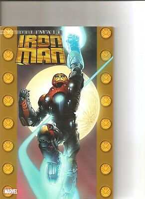 Ultimate Iron Man: Volume 1 - A Paperback Graphic Novel