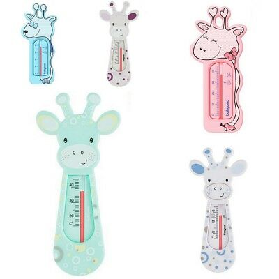 Floating Baby Bath Thermometer Safety Measure Water Temperature Hg free! Giraffe