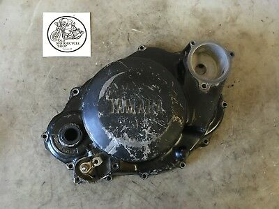 1983 Yamaha Tt600 Engine / Clutch Cover Right