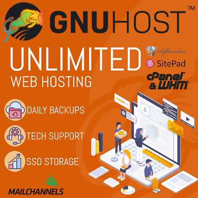 Unlimited Reseller Hosting - SSL cPanel & WHM - £3.99 per month Finland Gnu Host