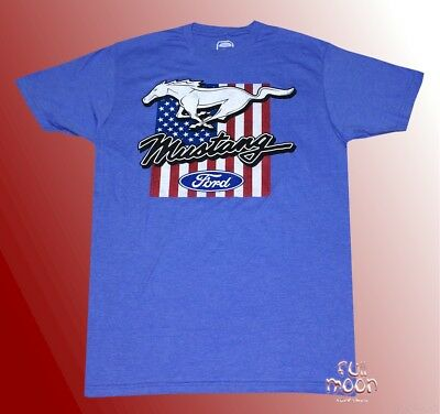 New Ford Mustang American USA Classic Men's T-Shirt