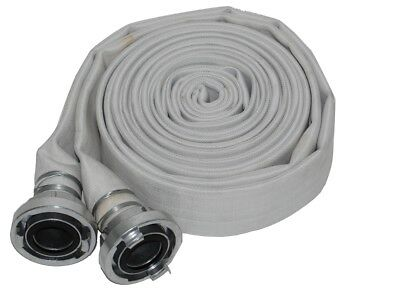 Tube with Double-Sided c-hose Clutch, 10 Meter