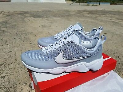 402bf342d291f NIKE ZOOM SPIRIDON Ultra   White   Wolf Grey   MEN S SIZE 11   NEW ...