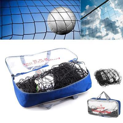 Portable Match Standard Volleyball Net Badminton Swimming Pool Beach Sport Net