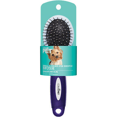 Conair Pet CPBPBS51 Two-Sided Pin Bristle Brush Small-