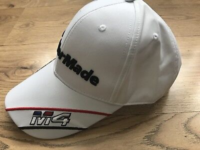 New 2018 Taylormade M4 Cap Hat Golf Cap + Magnetic Ball Marker One Size  Fits All b4e6270b7ec