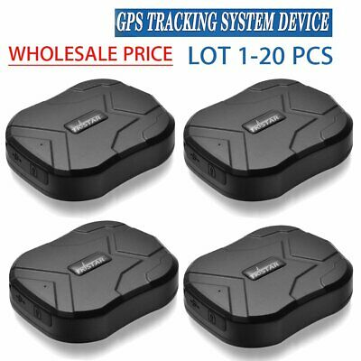 TKSTAR TK905 GPS Car Vehicle Tracking Device Magnet Real Time Tracker LOT 1-20