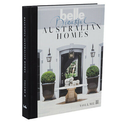NEW Book Belle: Beautiful Australian Homes Vol II