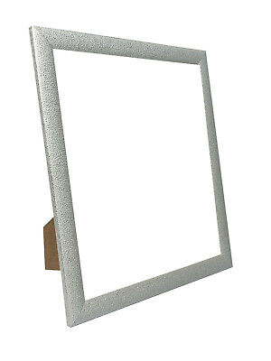 Glitz White Picture Photo Frame with White, Black, Ivory and other Coolur Mounts