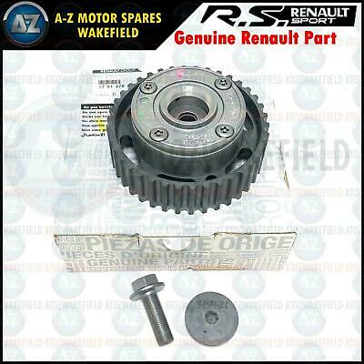 For Renault Megane Iii 2.0 Rs Tce Genuine Camshaft Dephaser Pulley 7701478459