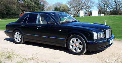 2000 Bentley Arnage, 6.8 , Red label, Masons Black / Cream , LHD Left Hand Drive