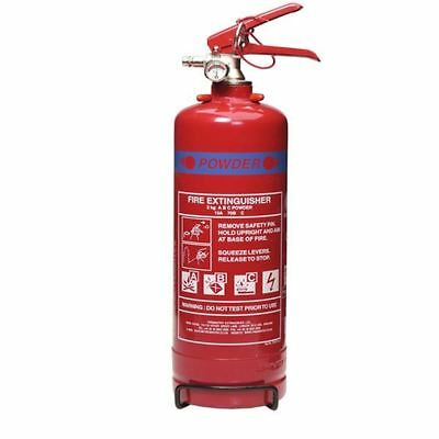Fire Extinguisher 2 kg ABC Powder ABC2000 [FM01394]