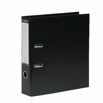 Guildhall A4 Lever Arch File 70mm Black 222/2000Z [GH25541]