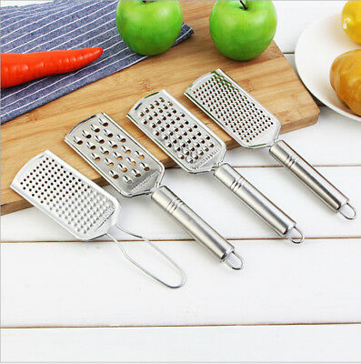 Practical Stainless Steel Cheese Grater Grater Potato Butter Slicer Kitchen Tool