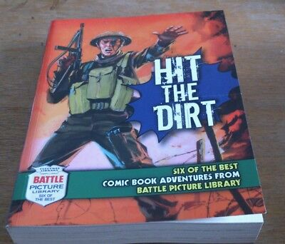 Battle Picture Library, Hit The Dirt, Collected Edition, 2010, Prion