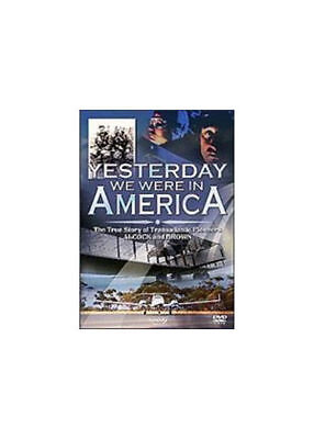 Yesterday We Were In America DVD NEW DVD (BDV270)