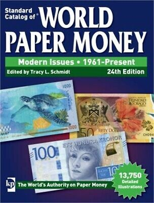 Standard Catalog of World Paper Money, Modern Issues, 1961-Present (Paperback or