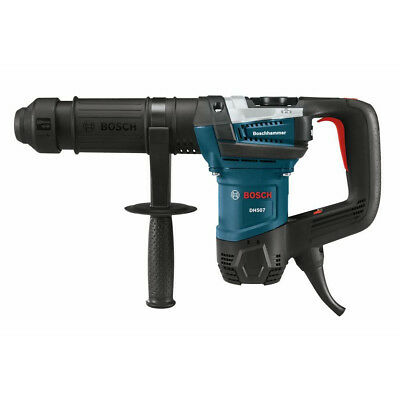 Bosch DH507 10 Amp Corded SDS-max Demolition Hammer with Auxiliary Handle