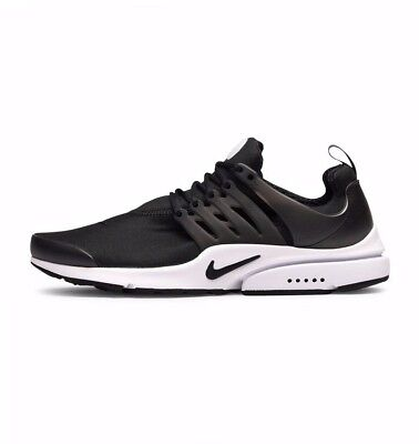 b0d9211c5295 NIKE AIR PRESTO Essential Black White Huarache Roshe 848187-009 ...