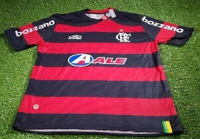 Clube de Regatas Flamengo brazil brasil soccer football large mans new no10 top