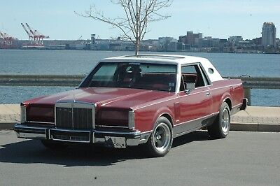 Lincoln: Mark Series 1981 Lincoln Mark 6