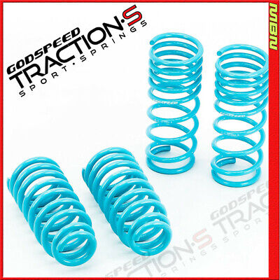 GSP LS-TS-AI-0004 Traction-S Lowering Springs For AUDI A3 2006-2013 8P
