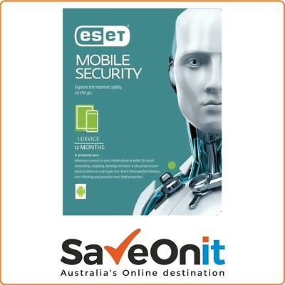 ESET Mobile Security 2018 for Android 1 device 1 year Email key