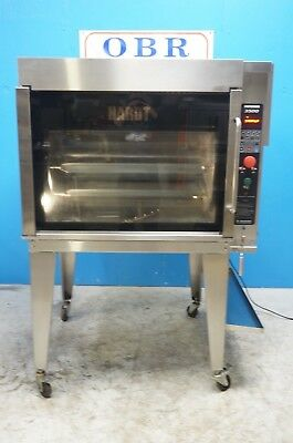 Hardt Natural Gas Commercial Rotisserie Model Inferno 3500 Mfg.2014