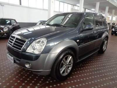 SSANGYONG REXTON II 2.7 XVT AWD A/T Energy unico prop. bellissima