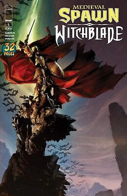 Medieval Spawn Witchblade #1 (Of 4) (09/05/2018)