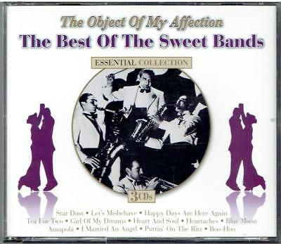 OBJECT OF MY AFFECTION Best Of The Sweet Bands Dynamic 2010 3 CD Box Set