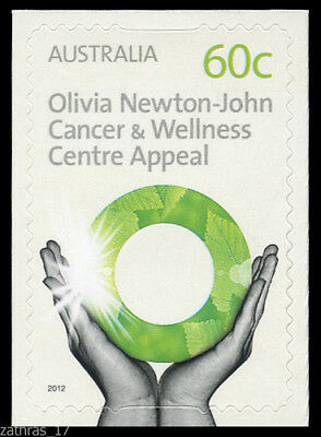 2012 ONJ Cancer & Wellness Centre Appeal - Self Adhesive Stamp MUH