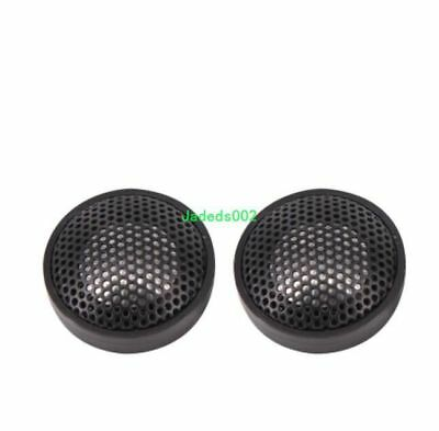 "1pcs 1""inch 31.5mm 6ohm 6Ω 10W/20W Silk/Titanium film Car tweeters speaker"
