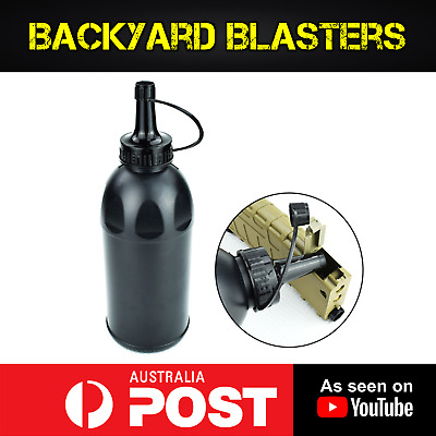 High Capacity Easy Load Gel Ball Blaster Ammo Bottle Container | Backyard Blaste