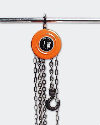 Mannesmann M 1254 Chain Pulley - Lifting Capacity 1 Tonne