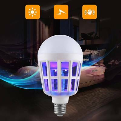 E27 Led Mosquito Killer Lamp Electric Fly Bug Insect Killer Light/bulb/trap
