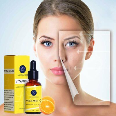 Face Serum Vitamin C Hyaluronic Acid Organic Facial Moisturizing Beauty Oil best