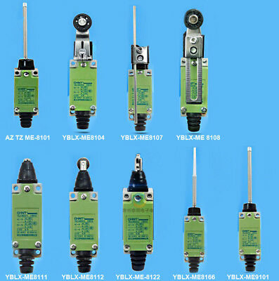 Industrial Limit Switch YBLX ME Series...ME-8108,ME-8111,ME-9101...CNC Mill