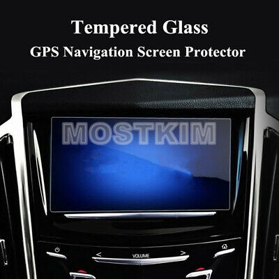 Tempered Glass GPS Navigation Screen Protector For Cadillac SRX 2013-2015