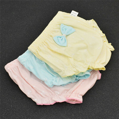 Newborn Baby Underwear Briefs Lovely Bow-tie Pantie Multicolor Baby Clothing