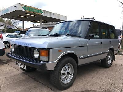 1983 Range Rover 3.5 V8 Automatic Px considered