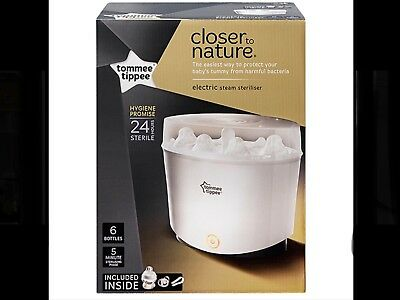 Closer To Nature Electric Steriliser
