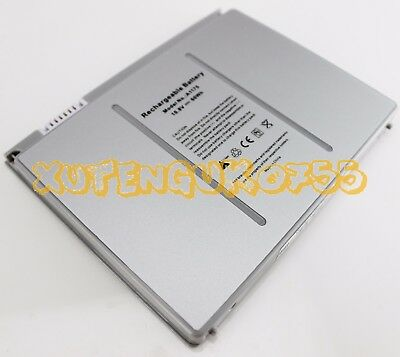 "Battery FOR 15"" Apple Macbook Pro A1175 A1260 A1150 2006 2007 2008 Version NEW"
