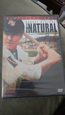 NEW - The Natural: Director's Cut